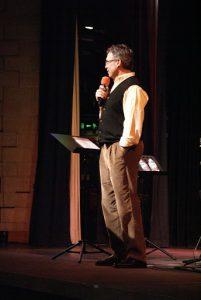 Mike Riches Preaching